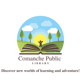 Comanche Public Library Logo